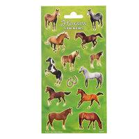 Stickervel Paarden
