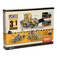 Engino JCB - Graafmachines, 3in1