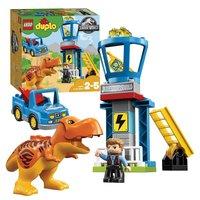 LEGO DUPLO Jurassic World 10880 T-Rex Toren