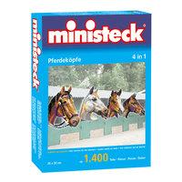 Ministeck Paardenhoofden, 1400st.