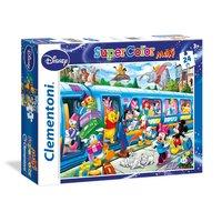 Clementoni Maxi Puzzel Disney Trein, 24st.