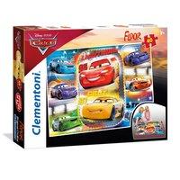 Clementoni Vloerpuzzel Cars, 40st.