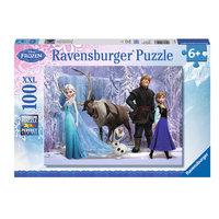 Disney Frozen: In het rijk van de Sneeuwkoningin, 100st.