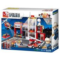 Sluban Brandweerkazerne