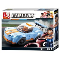 Sluban Car Club Raceauto - Leopard