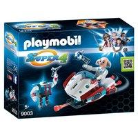 Playmobil 9003 Super 4 Skyjet met Dr. X en Robot