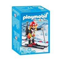 Playmobil 9287 Biatlete