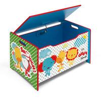 Fisher Price Houten Speelgoedkist