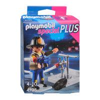 Playmobil 4795 Brandweerman met Brandkraan