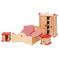 Poppenhuis Meubeltjes Slaapkamer