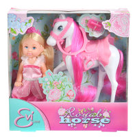 Evi Love met Paard