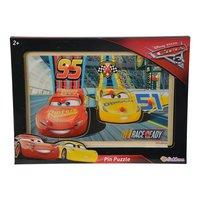 Eichhorn Cars 3 Noppenpuzzel, 11st.