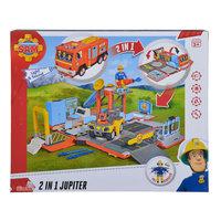 Brandweerman Sam 2in1 Jupiter