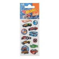 Hot Wheels Stickervel