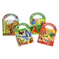 Kleurboekje met Stickers