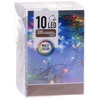 LED Lampjes Multi Color, 10st.