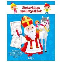 Dolle Sinterklaaspret Spelletjesblok
