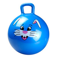 Blauwe Skippybal Dier, Ã 45 cm