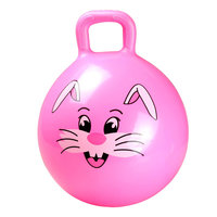 Roze Skippybal Dier, Ã 45 cm