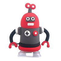 Super Dough Robot - Rood/Zwart