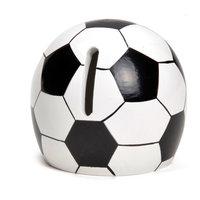 Spaarpot Voetbal Hout