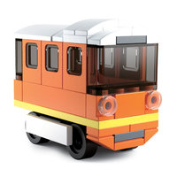 Sluban Builder 4 - Tram
