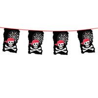 Piraten Vlaggenlijn, 10mtr.