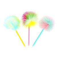 Regenboog Pom Pom Pen
