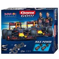 Carrera GO!!! Racebaan -Max Power