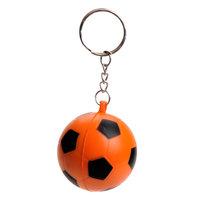 Sleutelhanger - Oranje Soft Voetbal