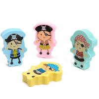 Gummetjes - Piraat, 2st.