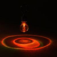 Sleutelhanger Gloeilamp met LED - Colorchanging