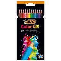 BIC Kids Color Up! Kleurpotloden, 12st.