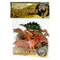 Dinosaurus Speelset, 6dlg.