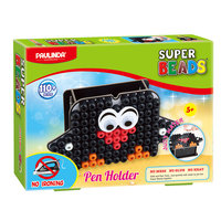 Super Beads Jumbo Pennenhouder Pinguïn