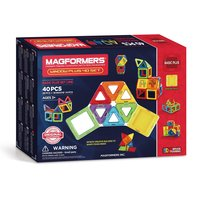Magformers Window Plus Set, 40dlg.