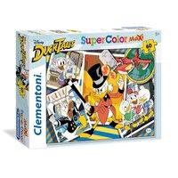 Clementoni Maxi Puzzel Duck Tales, 60st.