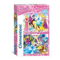 Clementoni Puzzel Disney Prinses, 2x20st.