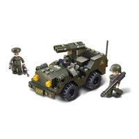 Sluban Leger Jeep