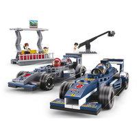 Sluban Racing Team Race Set