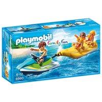 Playmobil 6980 Jetski met Bananenboot