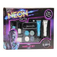 Neon Make-Upset - Blauw