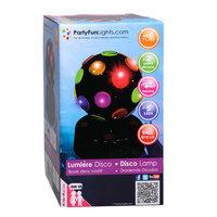 Disco Lamp Zwart