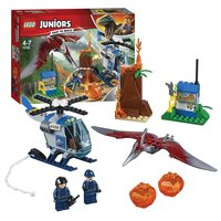 LEGO Juniors Jurassic World 10756 Ontsnappen aan de Pteranod