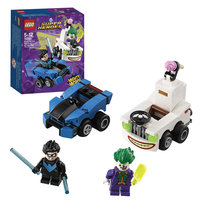 LEGO DC Super Heroes 76093 Mighty Micros Nightwing vs The Jo