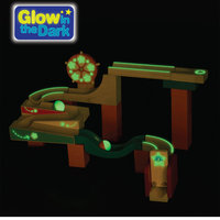 Knikkerbaan Glow & Roll