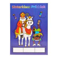Sinterklaas Prikblok
