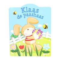 Kartonboek Klaas de Paashaas