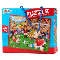 Puzzel Voetbal, 45st.