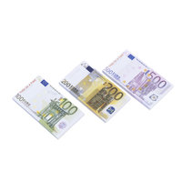 Notitieblok Euro, 100 vellen